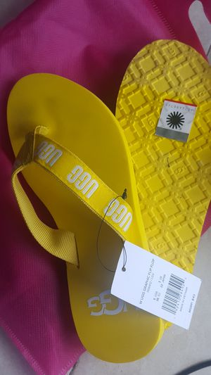 SIMI GRAPHIC FLIP FLOP UGG for Sale for sale  Bronx, NY