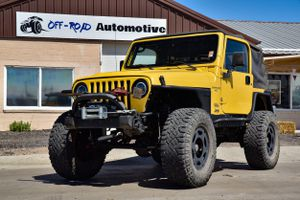 2001 Jeep Wrangler for Sale in Fort Lupton, CO