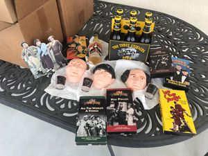Three Stooges collectibles for Sale in Eastvale, CA