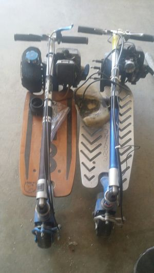 Two gopeds for Sale in Westminster, CA