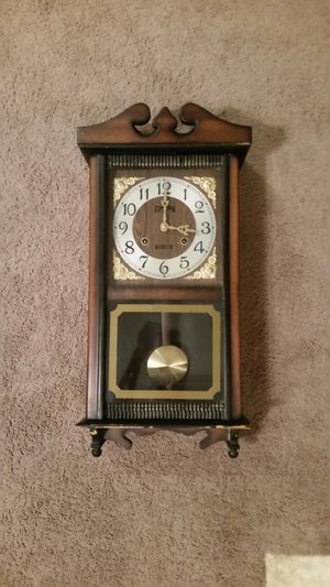Centurion 35 day chime clock for Sale in Spring, TX