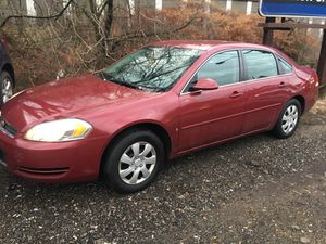 06 Chevy Impala 60k for Sale in Pittsburgh, PA