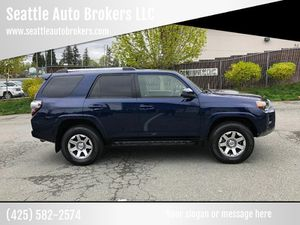 2016 Toyota 4Runner for Sale in Lynnwood, WA