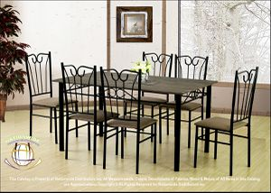 BRAND NEW Nationwide Furniture 7-Piece Dining set for Sale in Hilliard, OH