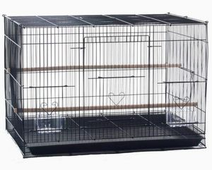 Aviary Breeding Flight Bird Cage for Canaries Budgies Finches Lovebird Parakeet Cockatiel Conure 24x16x16 for Sale in Costa Mesa, CA