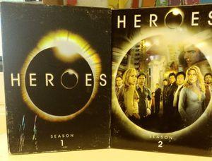 Heroes season 1 & 2 for Sale in Payson, AZ