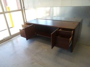 Media console storage cabinet cradenza Buffet for Sale in Takoma Park, MD
