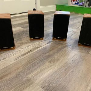 Fluencd speakers - 4 for Sale in Duluth, GA