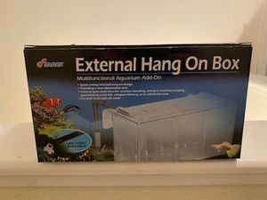Aquarium filter (hang on back box) for Sale in Elk Grove, CA