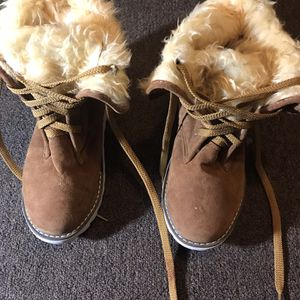 Cute Fuzzy Boots for Sale in New Haven, CT