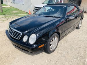 1997 - 2003 MERCEDES CLK (PARTS ONLY) 1998; 1999; 2000; 2001; 2002 for Sale in Addison, TX