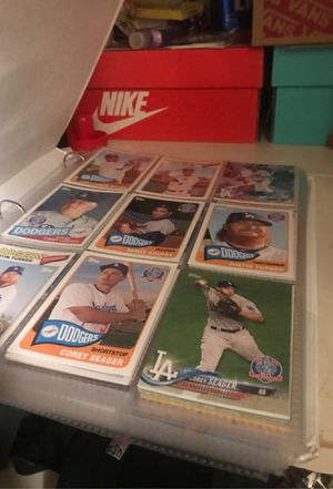 300+ baseball cards and mike trout 1 out of 5 all star game card for Sale in Palmdale, CA