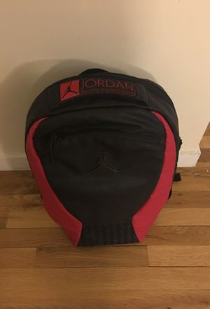 Jordan backpack red an black for Sale in Bronx, NY