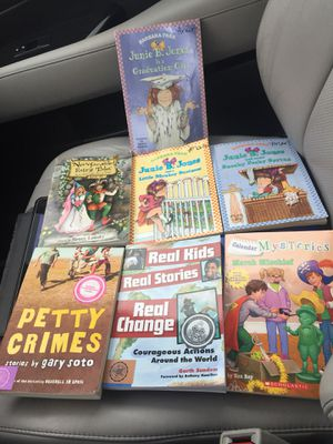 7 Children's Books for Sale in Jamestown, NC