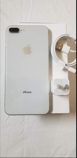 iPhone || 8 Plus || iCloud Unlocked || Factory Unlocked || Any Company Carrier || Condition Excellent || >Like New< for Sale in Springfield, VA