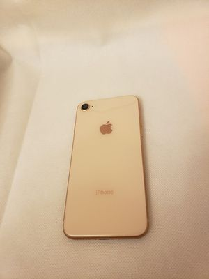 IPHONE 8 UNLOCKED ATT, CRICKET, TMOBILE, 64GB. PRICE NO NEGOTIABLE. PHONE IS 9/10 CONTION. 100% FUNTIONAL. for Sale in Atlanta, GA