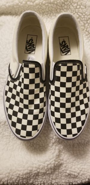 Checkered Vans for Sale in Melba, ID