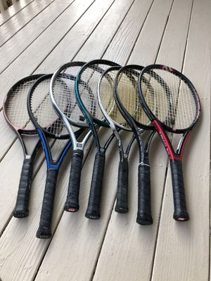 Tennis rackets Wilson for Sale in San Bruno, CA