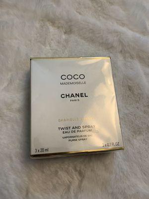 Chanel perfume for Sale in Redmond, WA