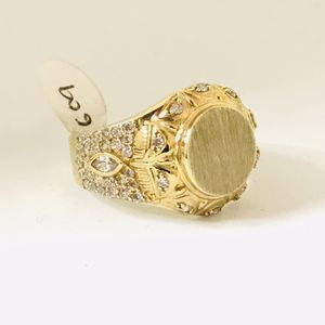 10Kt Gold Mens CZ Ring Available On Special Sale for Sale in Indianapolis, IN