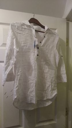 Columbia Summer Ease Cotton Tunic for Sale in Baltimore,  MD