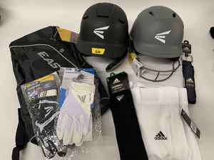 Baseball & SoftBall Equipment and Uniform Brand New still packaged for Sale in Portland, OR
