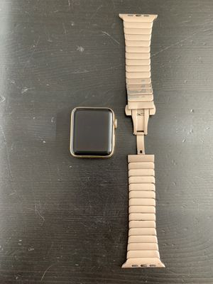 Apple Watch series 2 42mm rose gold GPS 22 for Sale in Rancho Cordova, CA