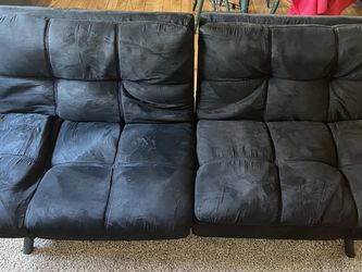 Black Futon for Sale in Cedar Rapids,  IA