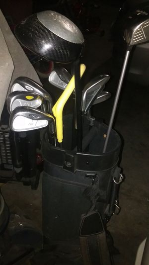 Golf clubs Taylor made for Sale in La Mirada, CA