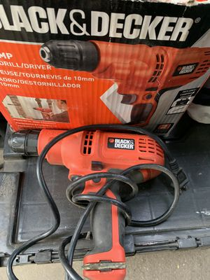 5.2 amp drill and driver for Sale in Fresno, CA