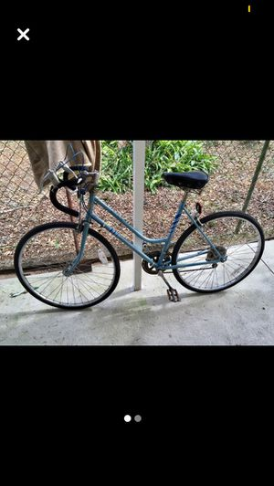 Blue and Black Hardtail Bike for Sale in Avon Park, FL