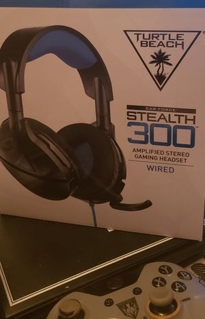 TRADE!!! Turtle Beach. Stealth 300. Gaming headset. BRAND NEW!! for Sale in Chicago, IL