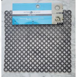 Set of 2 Trim to Fit Sink Mat - Gray for Sale in Cape Coral,  FL
