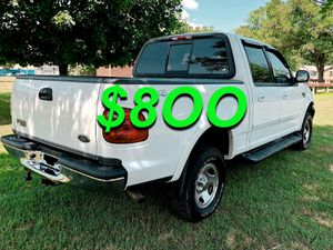 $8OO owner 2OO2 Ford F-150 for Sale in Arlington, VA