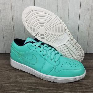Nike Air Jordan 1 Retro Low Hyper Turquoise 553558-304 Men's 9 No Box RARE LE SE for Sale in NEW PRT RCHY, FL