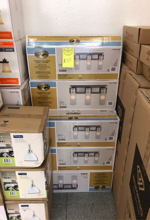 Lights lighting fixtures and more for Sale in Federal Way, WA