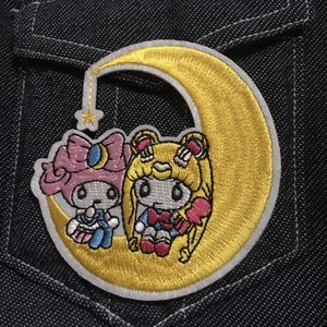 Sailor moon iron on patch for Sale in Baldwin Park, CA