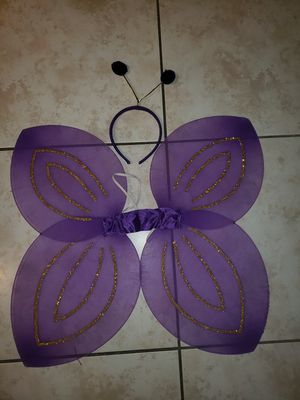 Butterfly Halloween Costume for Sale in Lake Worth, FL