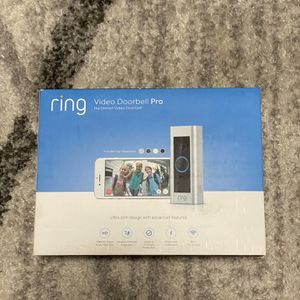 Ring Video Doorbell Pro for Sale in Glenview, IL
