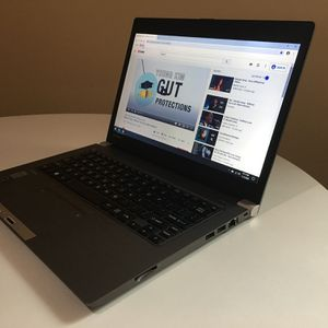 Toshiba Laptop - i5-4300U 4th Gen + 8gb Ram + SSD for Sale in Stanton, CA
