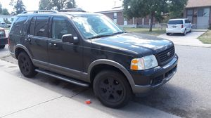 Parting out a 2003 Ford Explorer for Sale in Denver, CO