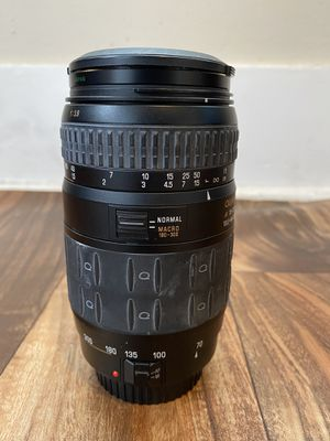 Digital camera lens for Sale in Long Beach, CA