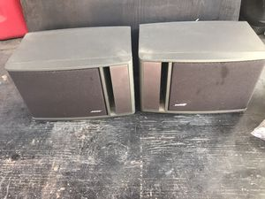 Set of Bose speakers Clairemont Mesa for Sale in San Diego, CA