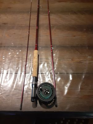Pflueger fly fishing rod for Sale in Ontario, CA
