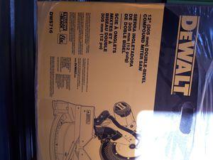 Dewalt meter saw for Sale in MD, US