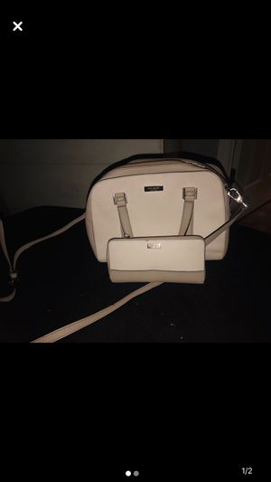 Kate Spade purse and wallet for Sale in Fresno, CA