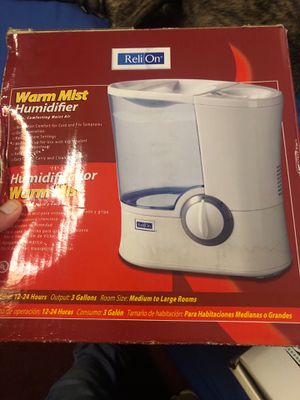 Humidifier for Sale in Columbus, OH