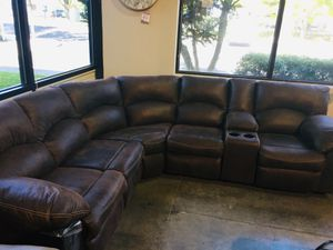 Reclining 2 Pc. Sectional Sale for Sale in Portland, OR