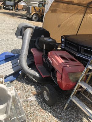 Yard machine ride on lawn mower for Sale in San Dimas, CA