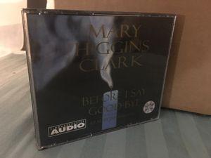 CD Audio Book - Mary Higgins Clark for Sale in Scottsdale, AZ